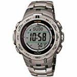 CASIO 腕時計「プロトレック PRW-3100」の最安値は?